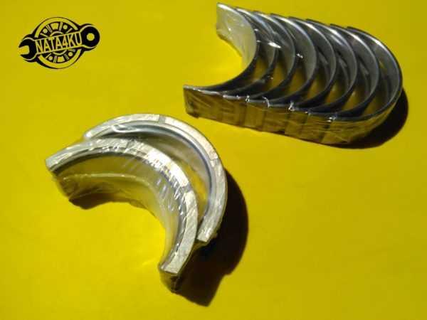 Вкладыши коренные 0.75mm Mercedes om615-616 w123/w115/631 /601 MB536AM King