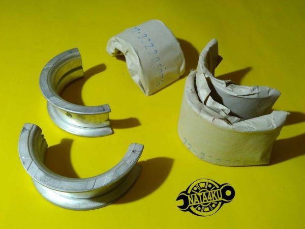 Вкладыши коренные 0.50 mm Mercedes m123 w123/s123 1975 - 1986 H936/04 Glyco
