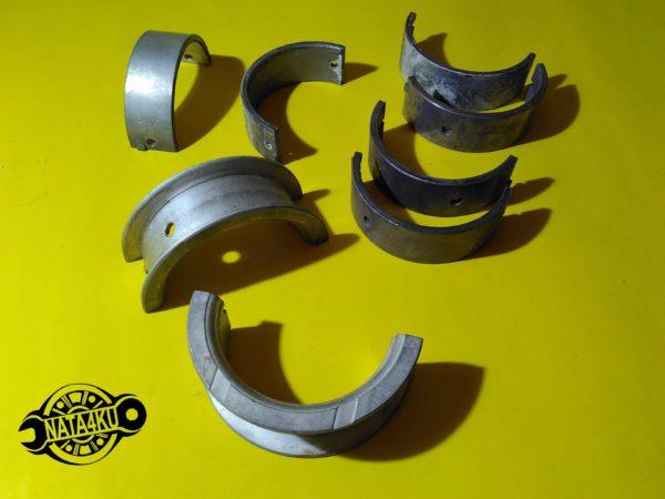 Вкладыши коренные 0.25 mm Mercedes m123 w123/s123 1975 - 1986 H936/04 Glyco