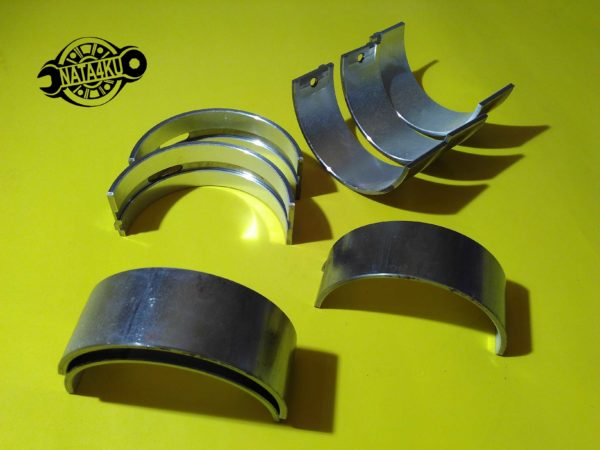 Вкладыши коренные 0.75mm Mercedes om615-616 w123/601/w115 /631 H951/05 Glyco