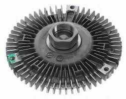 Вискомуфта вентилятора охлаждения Mercedes w202/w124/c208 /s210 1986 - 2002 2100019031 Sachs