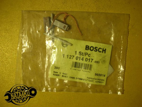 Щётки генератора MERCEDES 403/413/625 VW Mod181/ILTIS 1127014017 BOSCH