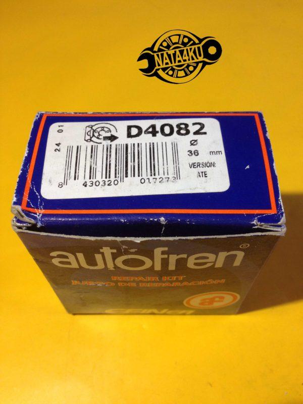 Уплотнительный комплект суппорта BMW E36 AUDI 100/200/80 FORD D4082 Autofren