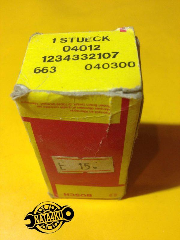 Бегунок зажигания VW 411/412/kaefer Porsche 912/356 Daf 1234332107 Bosch