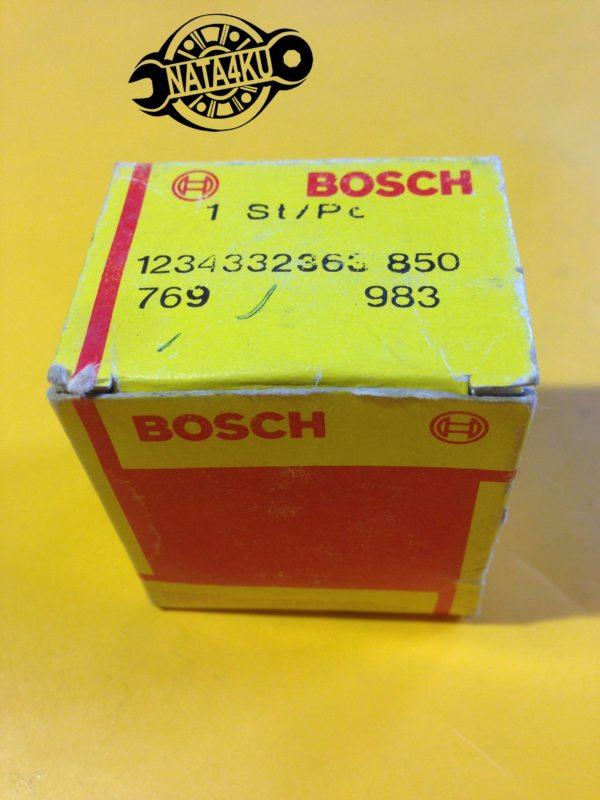Бегунок зажигания Ford escort/orion 1982 - 1990 1234332363 Bosch