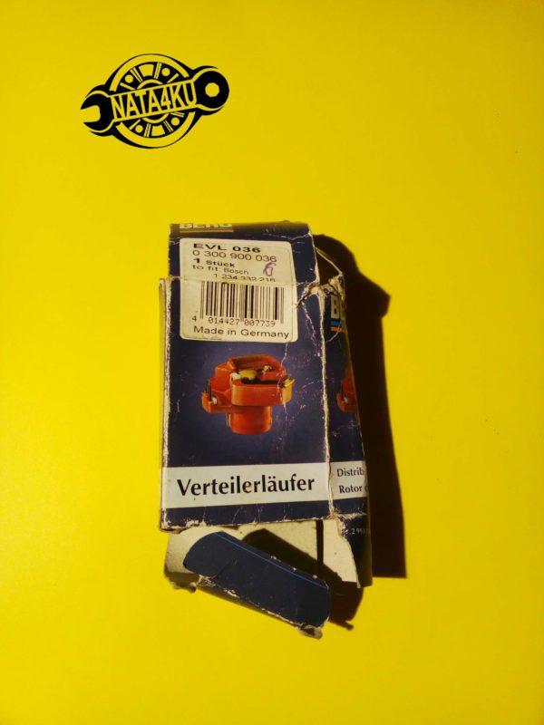 Бегунок зажигания Audi 50/80 VW polo/golf/passat Opel kadett d/ascona c 0300900036 Beru