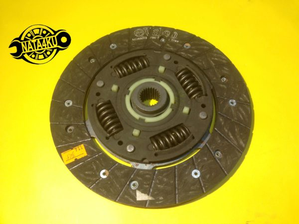 Диск сцепления Opel kadett 1.6/1.8 1986 - 1991 OP-06 Valeo