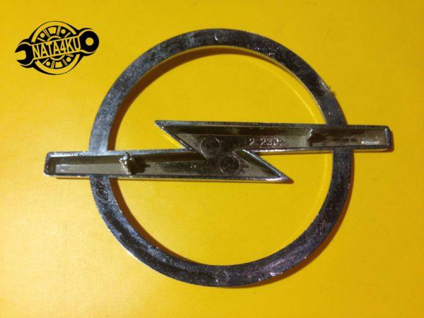Эмблема малая Opel omega b