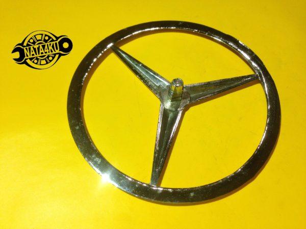 """Эмблема """"Mercedes"""" на крышку багажника A 201 758 00 58 Mercedes"""