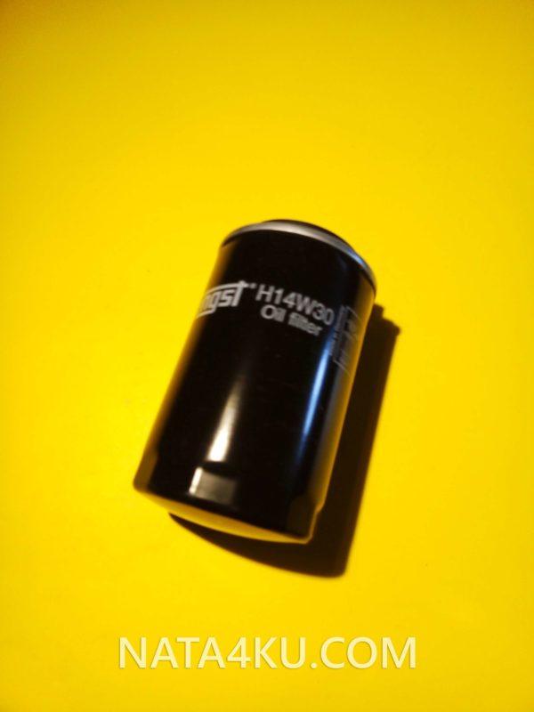Фильтр масляный Audi a3/a5/a6/a8 VW sharan/passat/golf Skoda super b/yeti Seat alhambra H14W30 Hengst